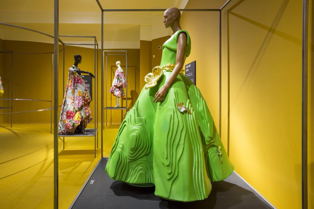 Vue de l'exposition Femmes Fatales - Gemeentemuseum La Haye (16)