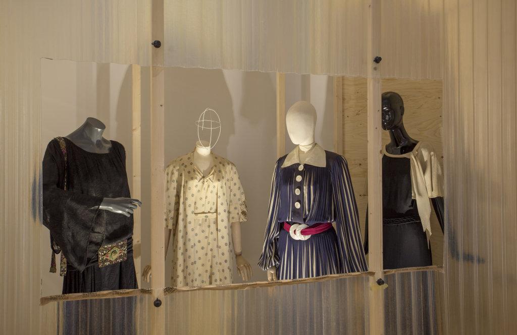 Vue de l'exposition Femmes Fatales - Gemeentemuseum La Haye (4)