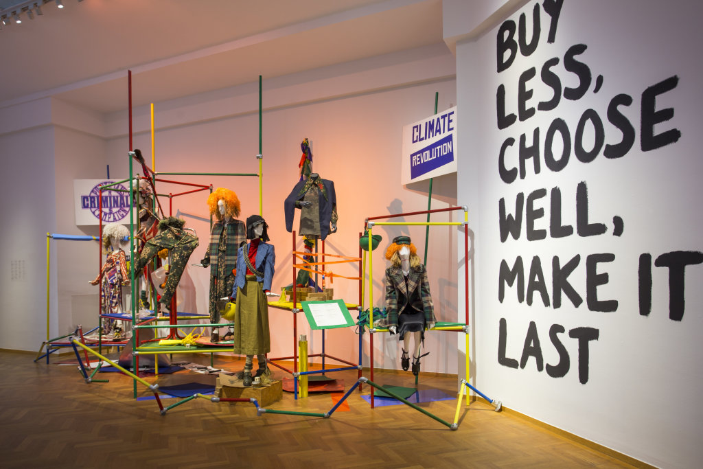 Vue de l'exposition Femmes Fatales - Gemeentemuseum La Haye (8)