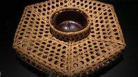 Vue de l'exposition Fendre l'air, l'art du bambou au Japon - Musée du Quai Branly - Jacques Chirac (27)