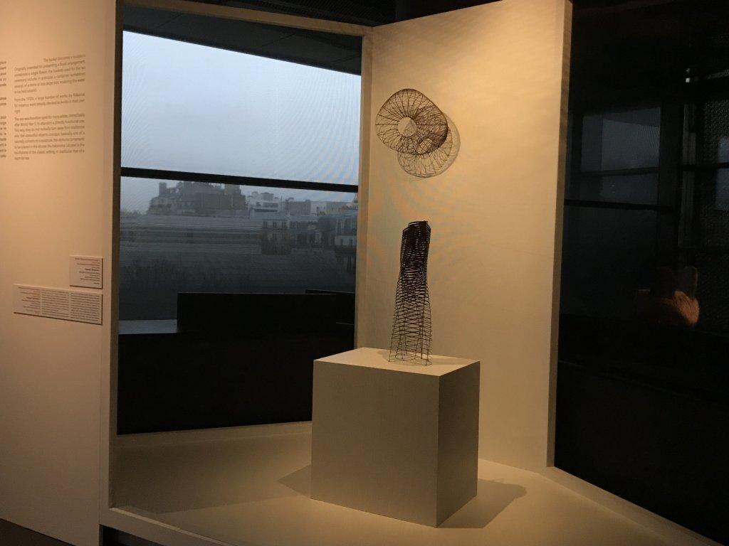 Vue de l'exposition Fendre l'air, l'art du bambou au Japon - Musée du Quai Branly - Jacques Chirac (36)