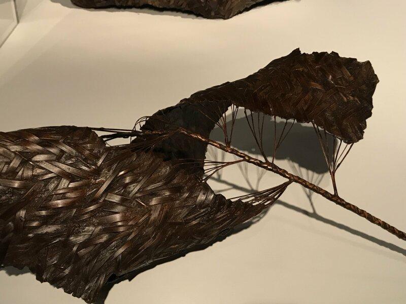 Vue de l'exposition Fendre l'air, l'art du bambou au Japon - Musée du Quai Branly - Jacques Chirac (42)