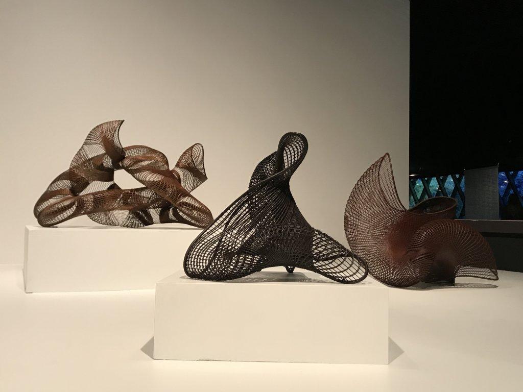 Vue de l'exposition Fendre l'air, l'art du bambou au Japon - Musée du Quai Branly - Jacques Chirac (69)