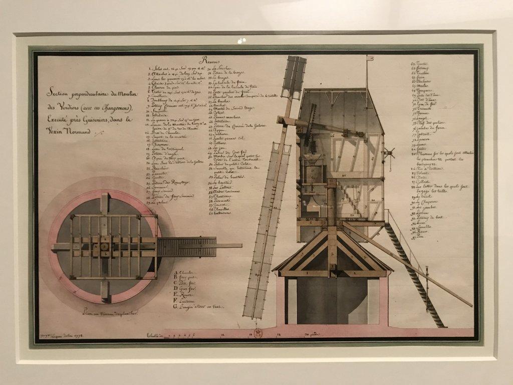 Vue de l'exposition Jean-Jacques Lequeu, Bâtisseur de fantasmes - Petit Palais (10)