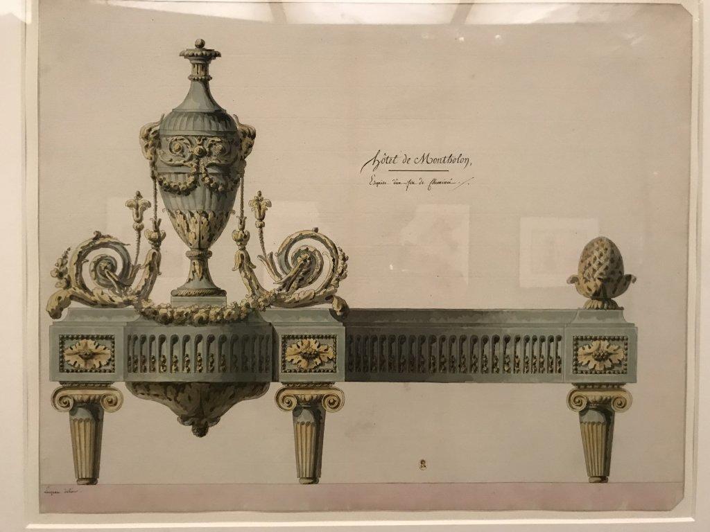 Vue de l'exposition Jean-Jacques Lequeu, Bâtisseur de fantasmes - Petit Palais (16)