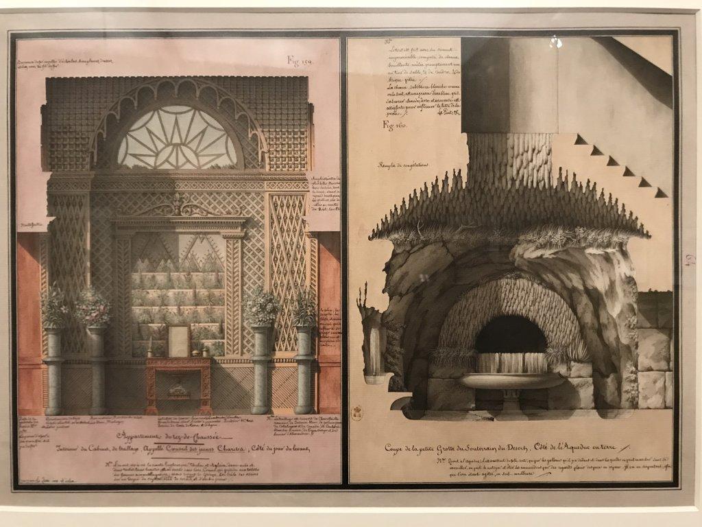 Vue de l'exposition Jean-Jacques Lequeu, Bâtisseur de fantasmes - Petit Palais (24)