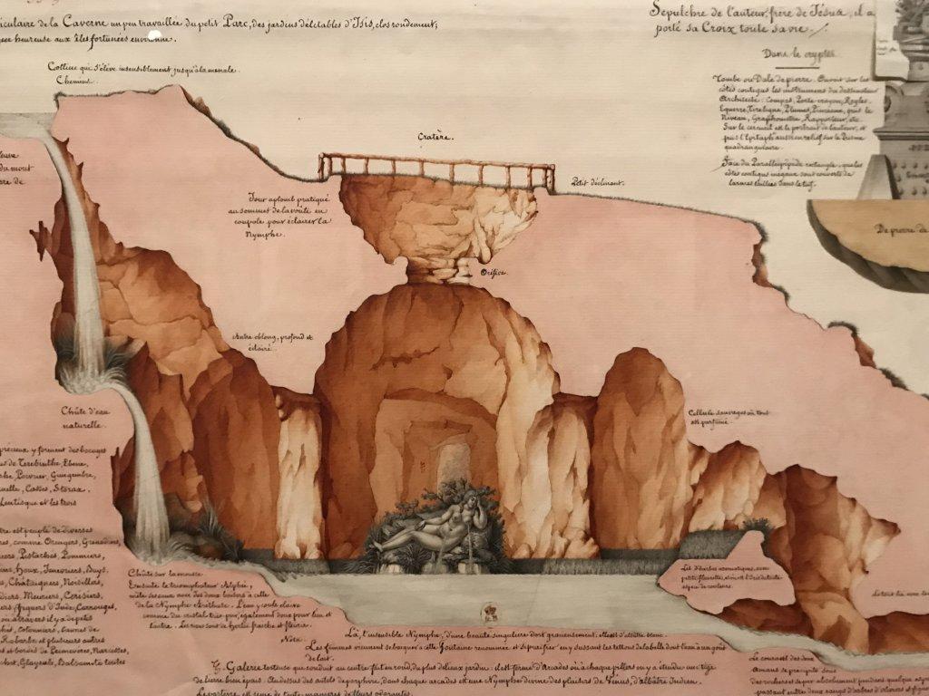 Vue de l'exposition Jean-Jacques Lequeu, Bâtisseur de fantasmes - Petit Palais (32)