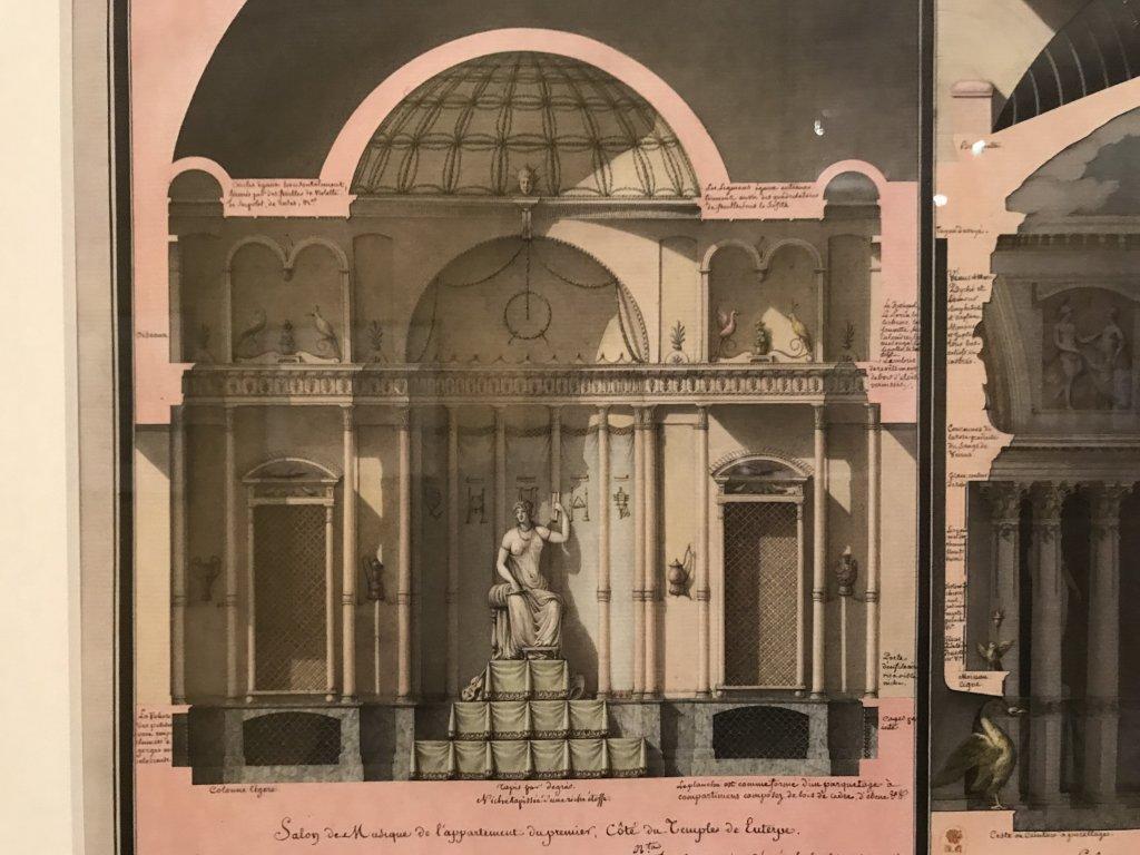 Vue de l'exposition Jean-Jacques Lequeu, Bâtisseur de fantasmes - Petit Palais (36)