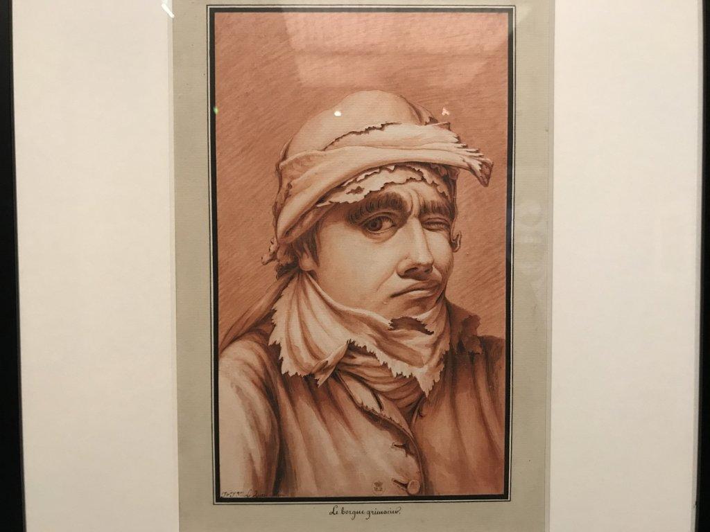 Vue de l'exposition Jean-Jacques Lequeu, Bâtisseur de fantasmes - Petit Palais (4)
