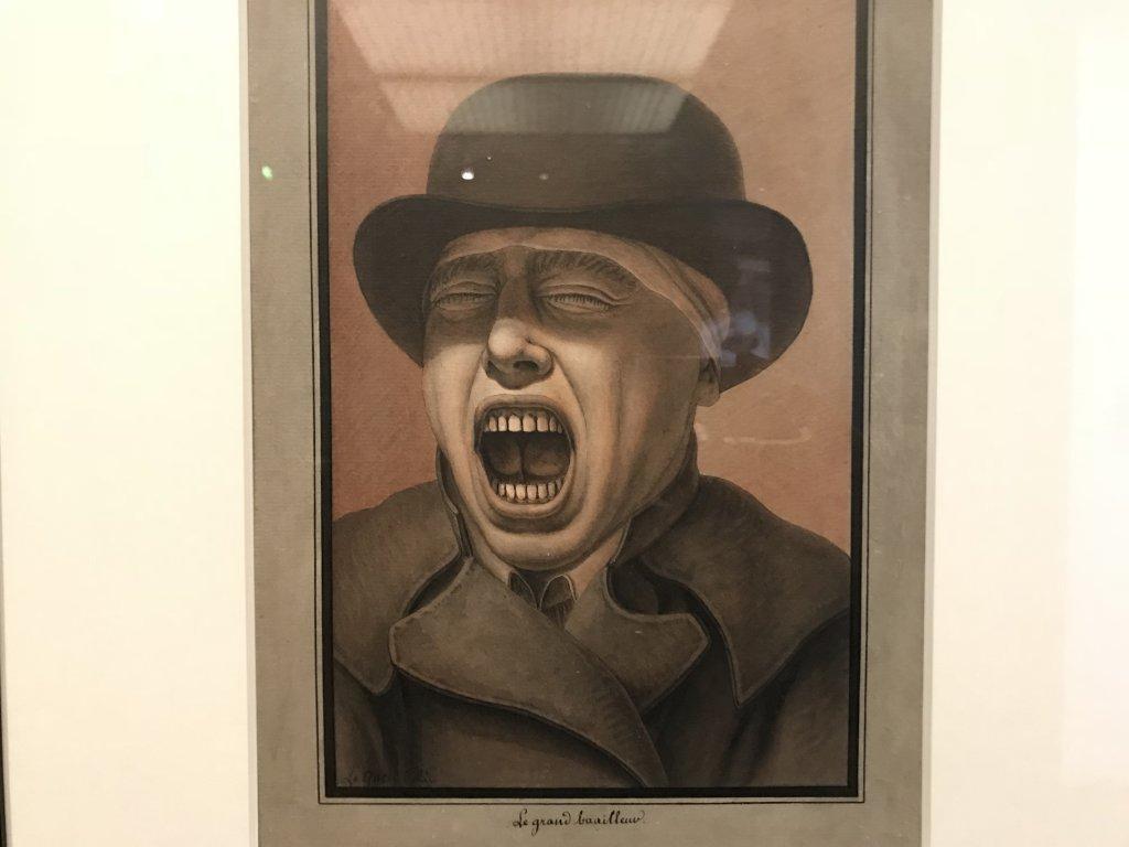 Vue de l'exposition Jean-Jacques Lequeu, Bâtisseur de fantasmes - Petit Palais (5)