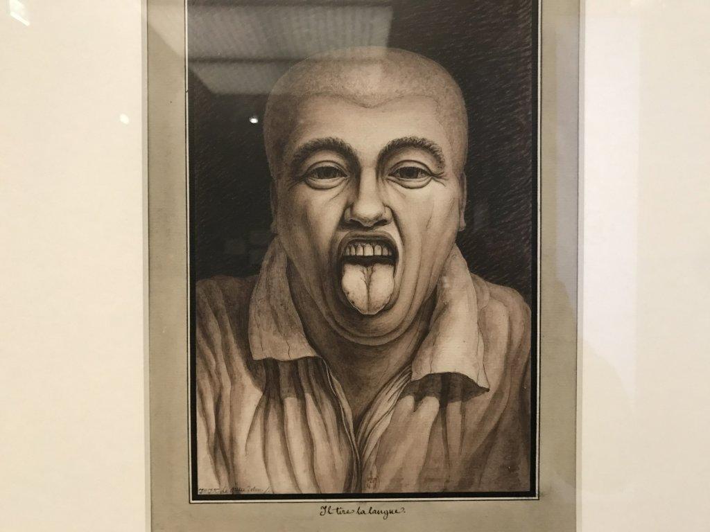Vue de l'exposition Jean-Jacques Lequeu, Bâtisseur de fantasmes - Petit Palais (6)