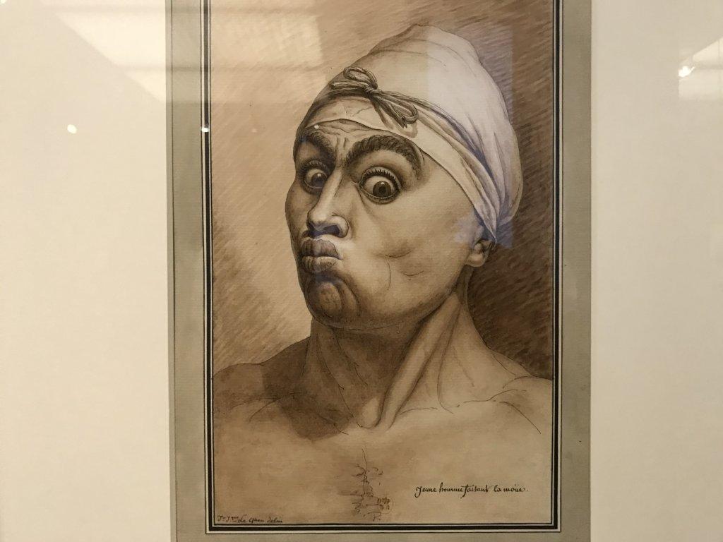 Vue de l'exposition Jean-Jacques Lequeu, Bâtisseur de fantasmes - Petit Palais (7)