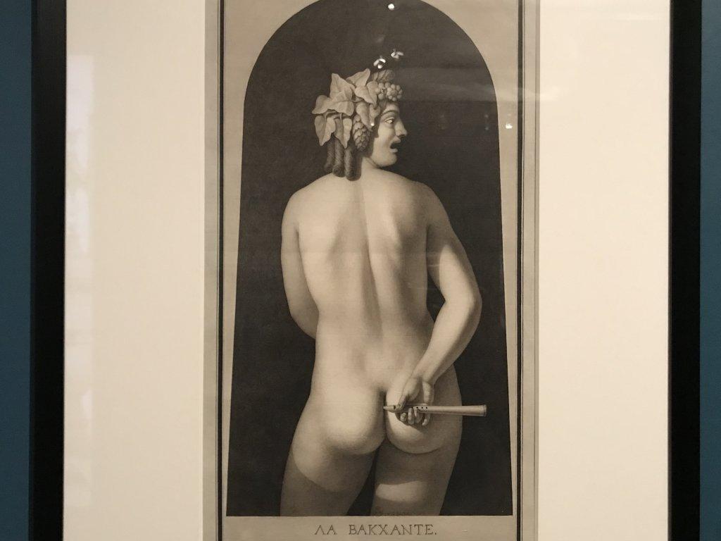 Vue de l'exposition Jean-Jacques Lequeu, Bâtisseur de fantasmes - Petit Palais (70)