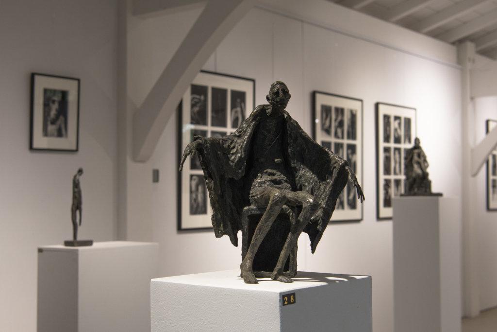 Vue de l'exposition Marc Petit - Airial Galerie