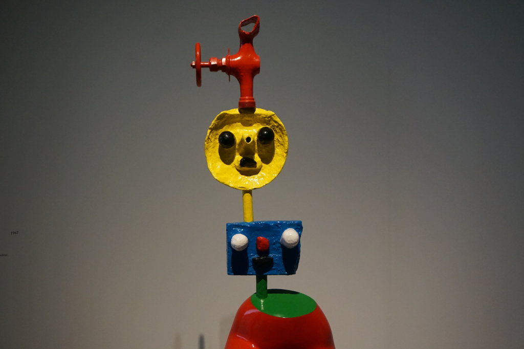 Vue de l'exposition Miro au Grand Palais - Paris 2018 (32)
