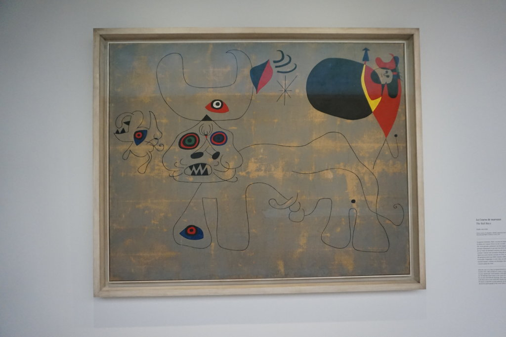 Vue de l'exposition Miro au Grand Palais - Paris 2018 (40)
