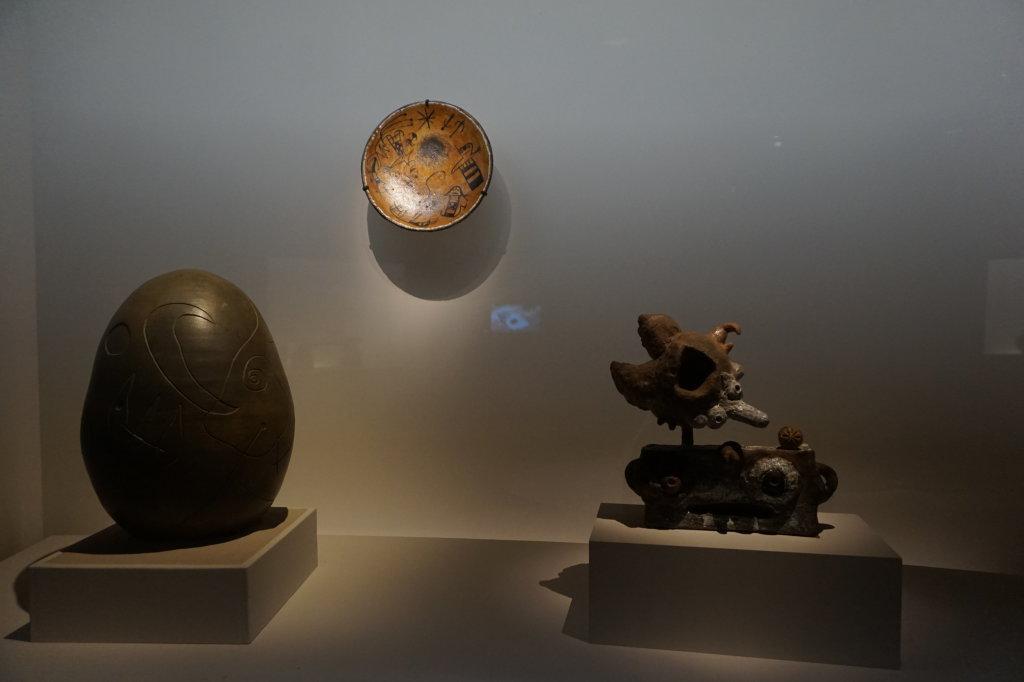 Vue de l'exposition Miro au Grand Palais - Paris 2018 (49)