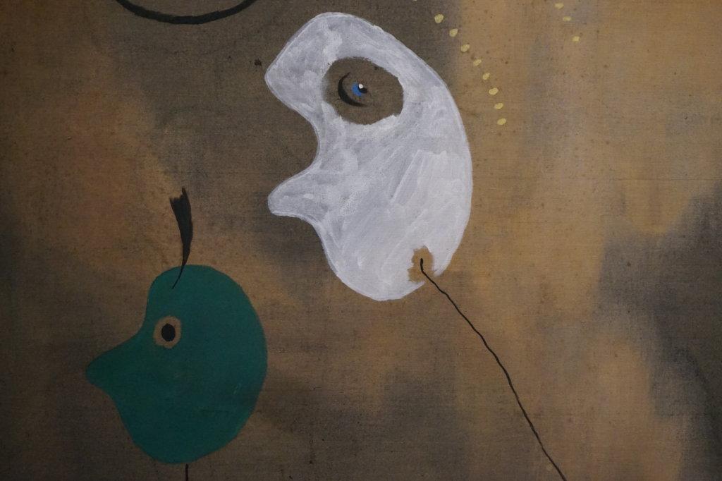 Vue de l'exposition Miro au Grand Palais - Paris 2018 (85)
