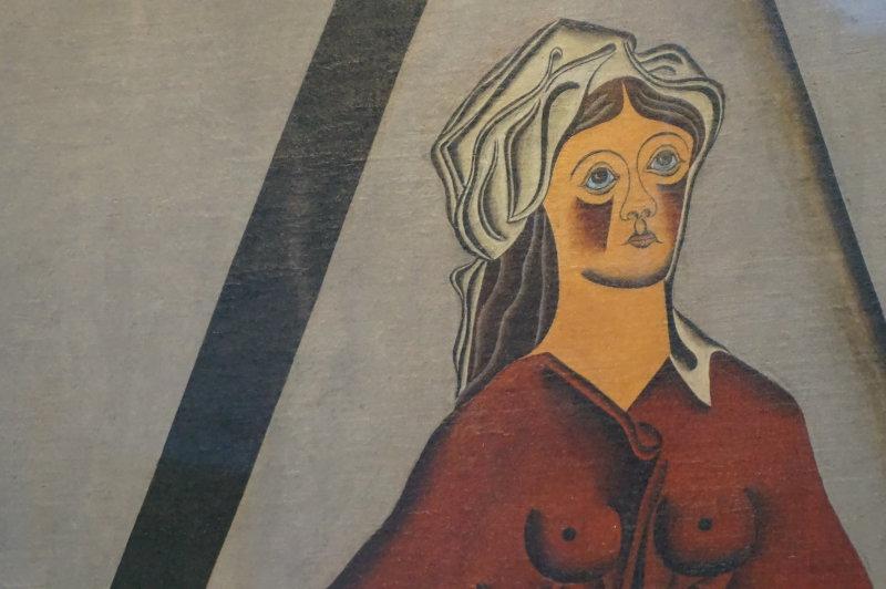 Vue de l'exposition Miro au Grand Palais - Paris 2018 (98)
