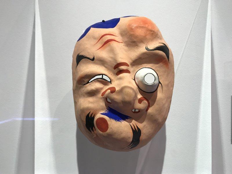Vue de l'exposition Monstres, mangas et Murakami, Musée en herbe, Paris (106)