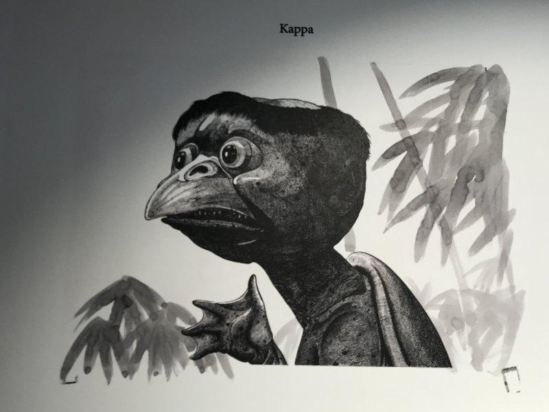Vue de l'exposition Monstres, mangas et Murakami, Musée en herbe, Paris (123)