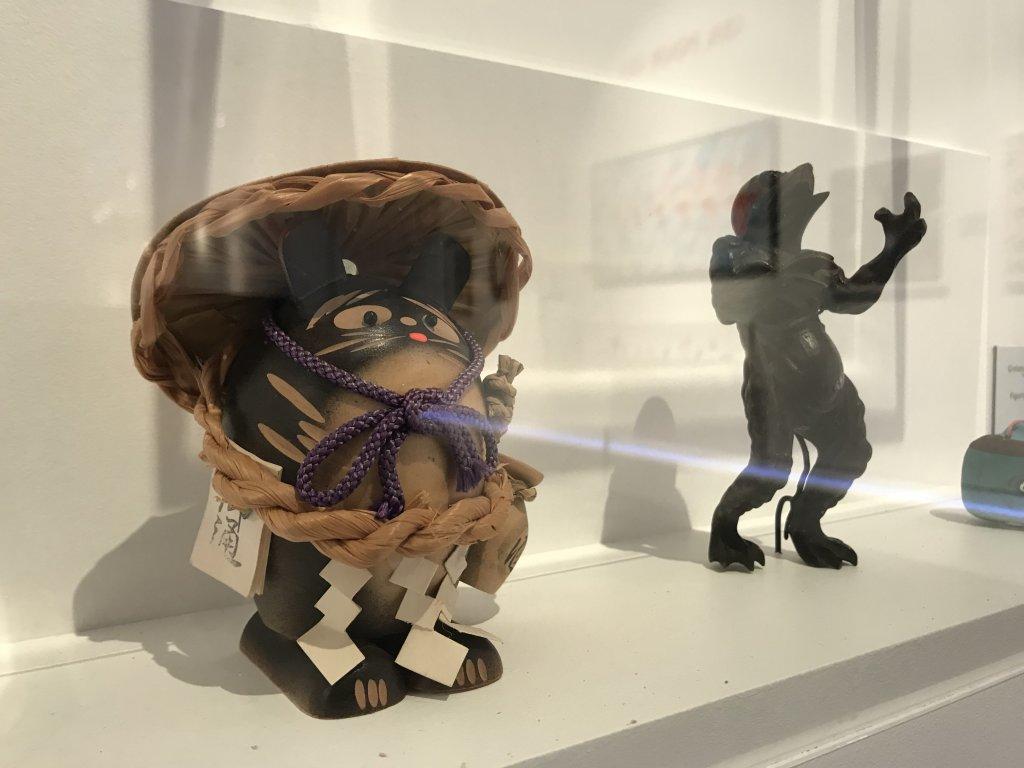 Vue de l'exposition Monstres, mangas et Murakami, Musée en herbe, Paris (125)