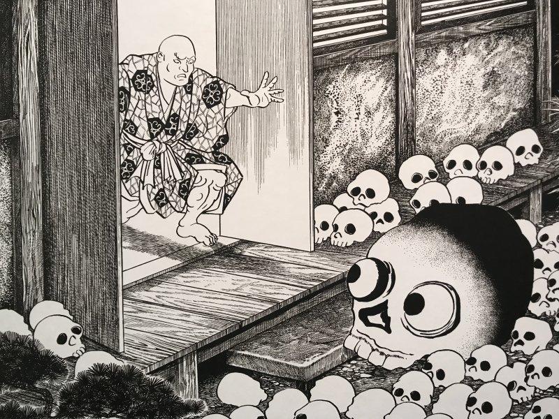 Vue de l'exposition Monstres, mangas et Murakami, Musée en herbe, Paris (140)