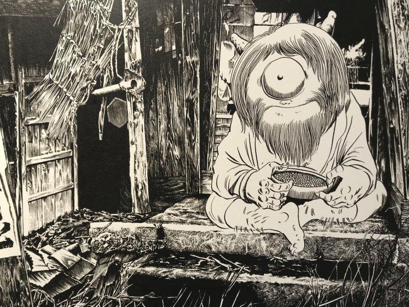 Vue de l'exposition Monstres, mangas et Murakami, Musée en herbe, Paris (142)