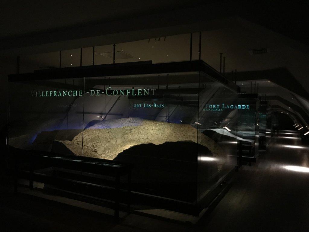 Vue de l'exposition Mont Saint-Michel, regards numériques sur la maquette - Musée des Plans-reliefs (18)