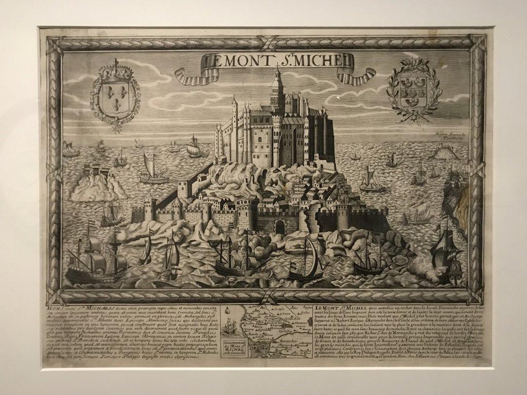 Vue de l'exposition Mont Saint-Michel, regards numériques sur la maquette - Musée des Plans-reliefs (20)