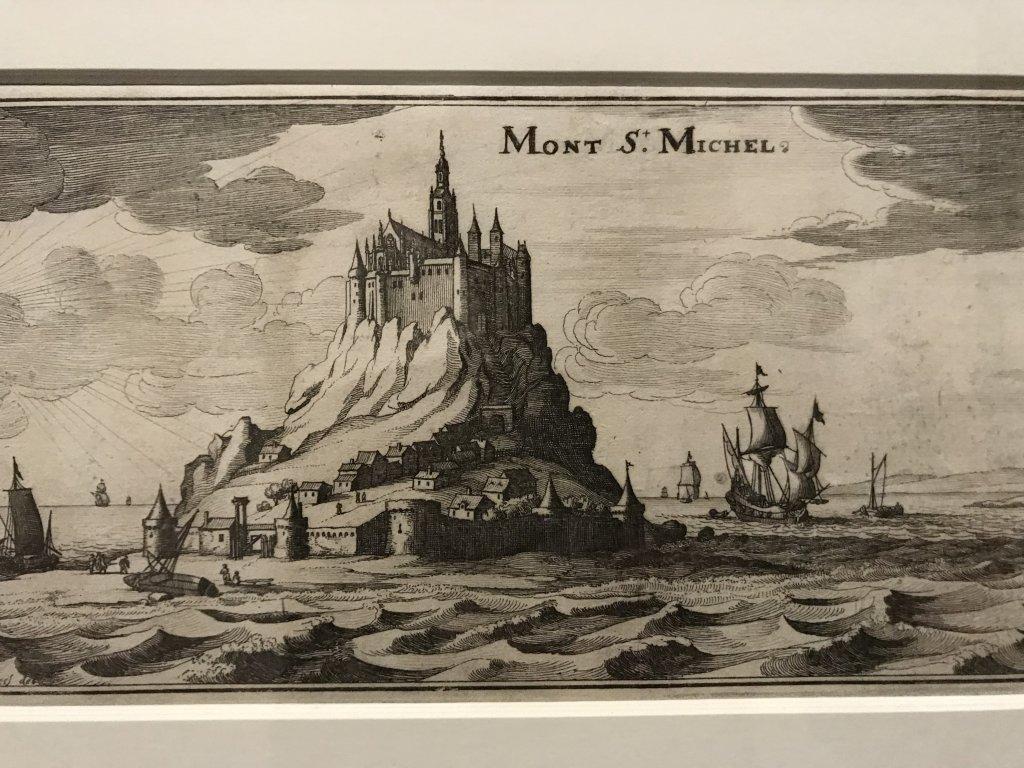 Vue de l'exposition Mont Saint-Michel, regards numériques sur la maquette - Musée des Plans-reliefs (23)