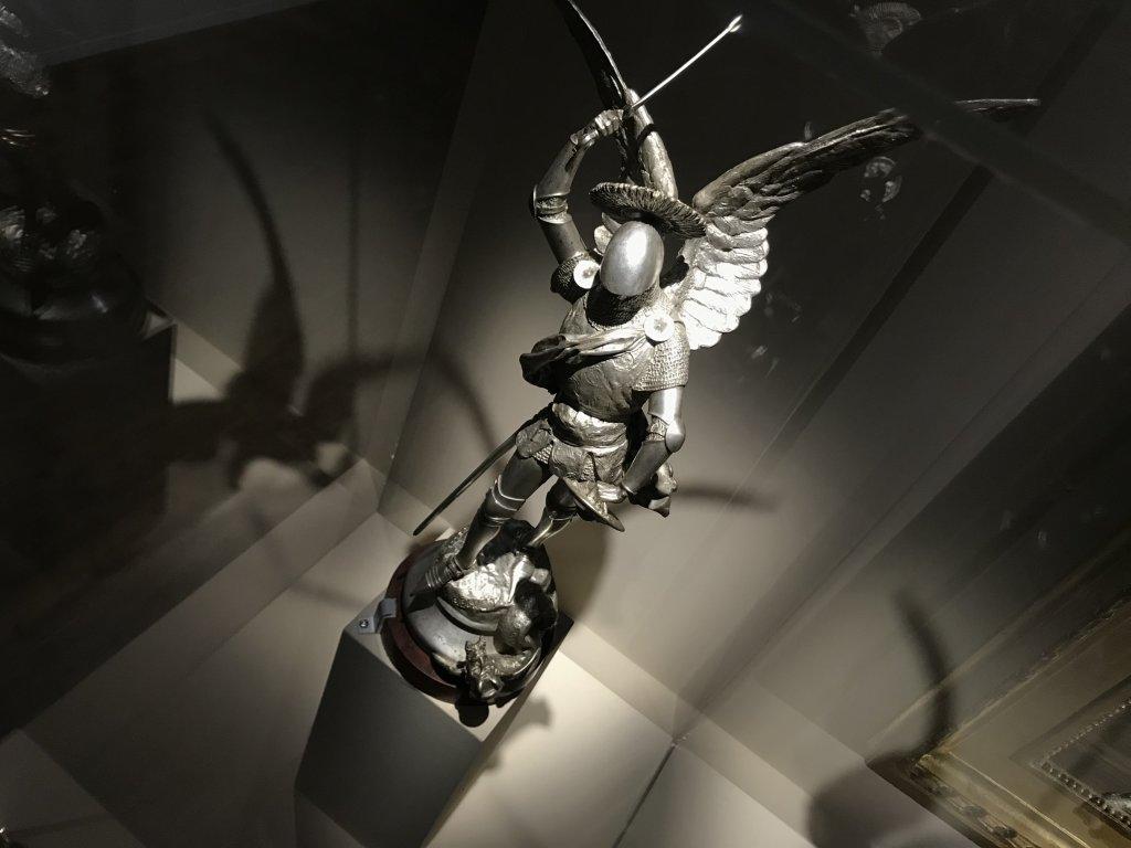 Vue de l'exposition Mont Saint-Michel, regards numériques sur la maquette - Musée des Plans-reliefs (26)