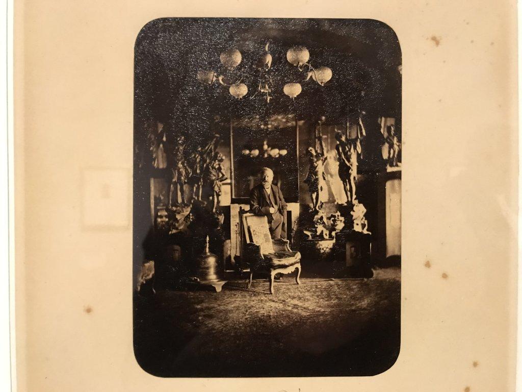 Vue de l'exposition - Portrait d'une maison - Maison de Victor Hugo - Paris (51)