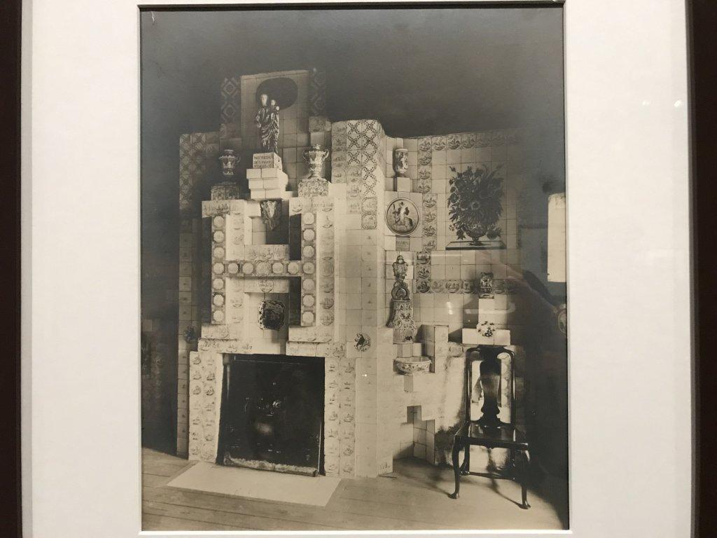 Vue de l'exposition - Portrait d'une maison - Maison de Victor Hugo - Paris (64)