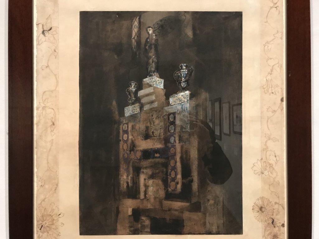Vue de l'exposition - Portrait d'une maison - Maison de Victor Hugo - Paris (65)