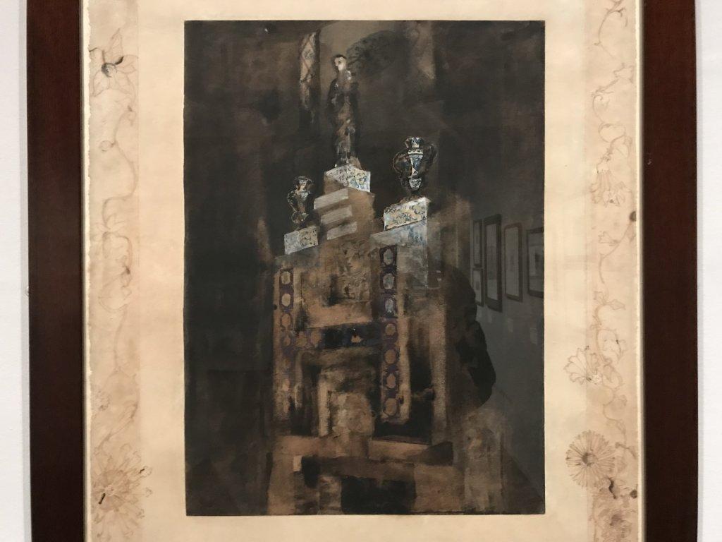 Vue de l'exposition - Portrait d'une maison - Maison de Victor Hugo - Paris (66)