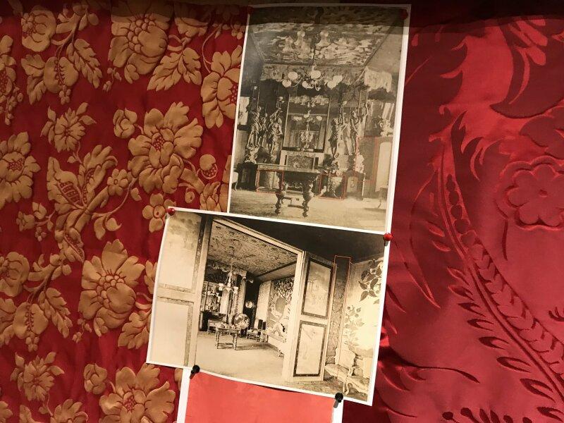 Vue de l'exposition - Portrait d'une maison - Maison de Victor Hugo - Paris (10)
