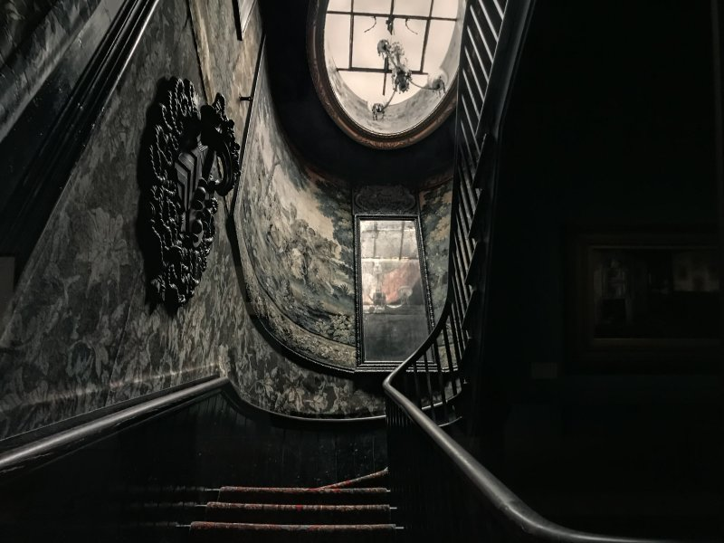 Vue de l'exposition - Portrait d'une maison - Maison de Victor Hugo - Paris (15)
