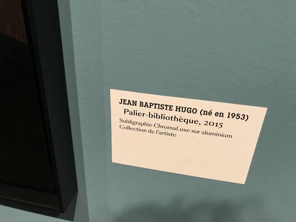Vue de l'exposition - Portrait d'une maison - Maison de Victor Hugo - Paris (22)