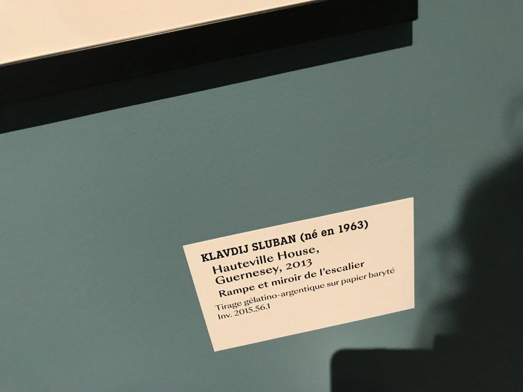 Vue de l'exposition - Portrait d'une maison - Maison de Victor Hugo - Paris (23)
