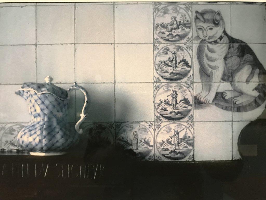 Vue de l'exposition - Portrait d'une maison - Maison de Victor Hugo - Paris (26)