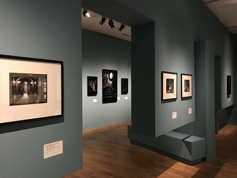 Vue de l'exposition - Portrait d'une maison - Maison de Victor Hugo - Paris (29)