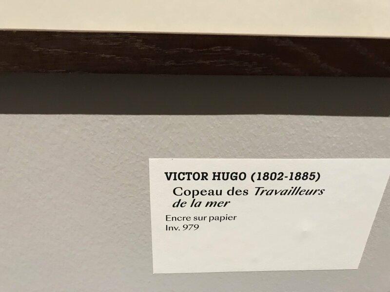 Vue de l'exposition - Portrait d'une maison - Maison de Victor Hugo - Paris (38)