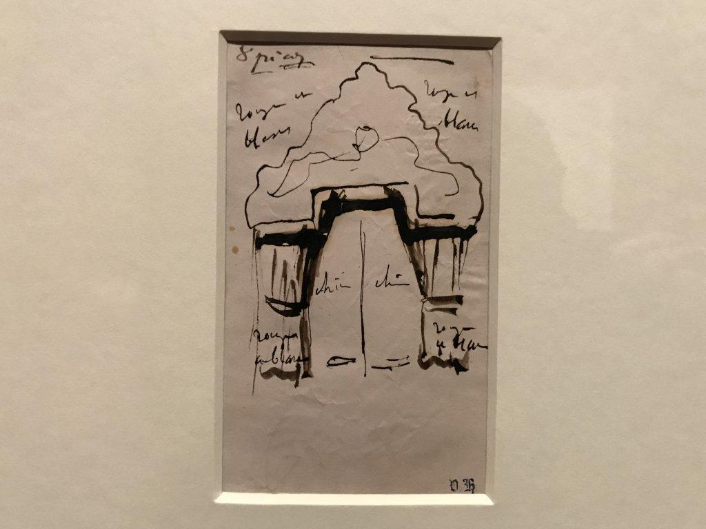 Vue de l'exposition - Portrait d'une maison - Maison de Victor Hugo - Paris (43)