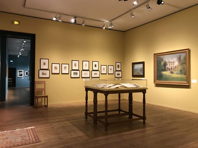 Vue de l'exposition - Portrait d'une maison - Maison de Victor Hugo - Paris (6)