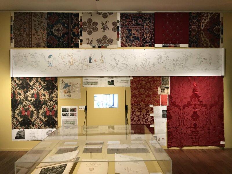 Vue de l'exposition - Portrait d'une maison - Maison de Victor Hugo - Paris (7)
