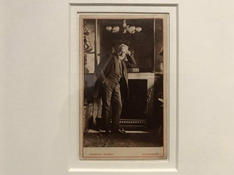 Vue de l'exposition - Portrait d'une maison - Maison de Victor Hugo - Paris (72)