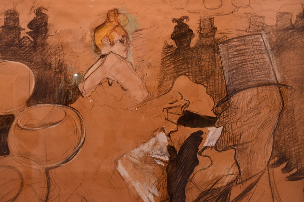 Vue d'exposition Toulouse Lautrec - Grand Palais - Paris (23)