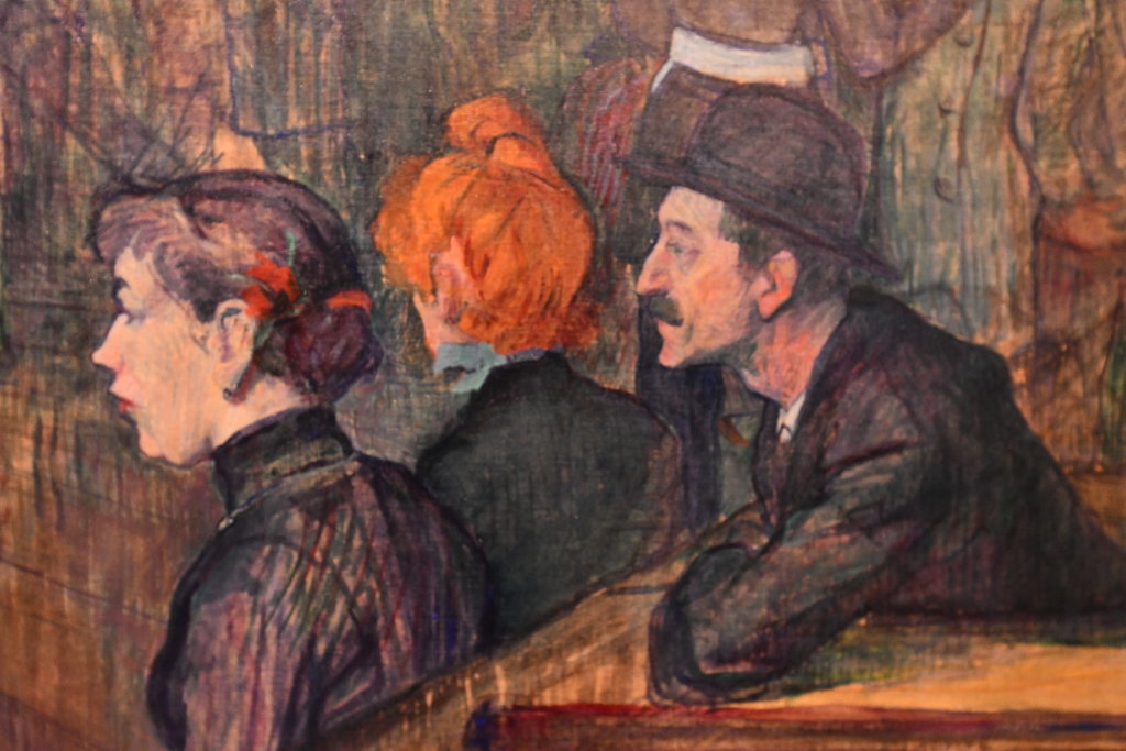 Vue d'exposition Toulouse Lautrec - Grand Palais - Paris (27)