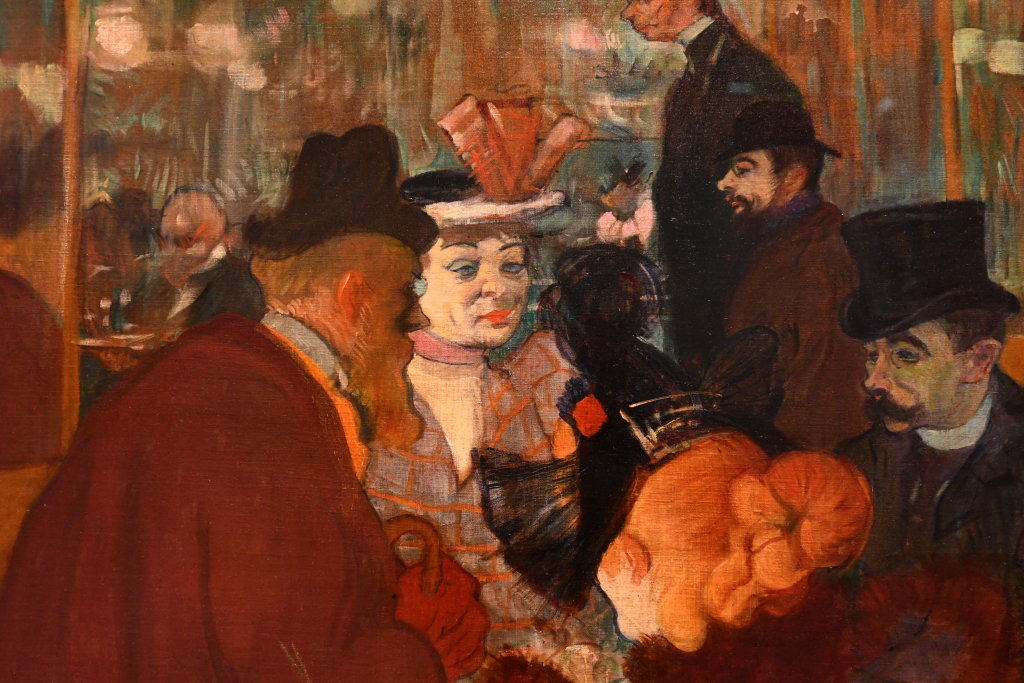 Vue d'exposition Toulouse Lautrec - Grand Palais - Paris (30)